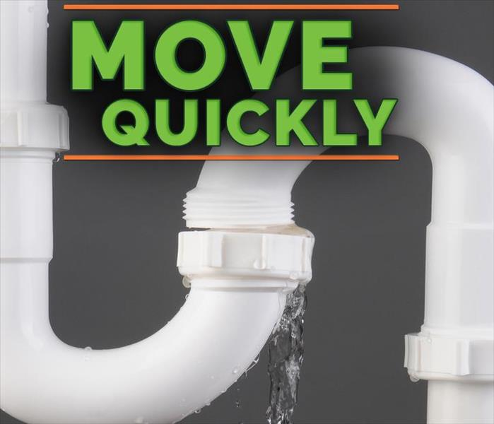 Water Damage Don't Let Plumbing Problems Control Your Business
